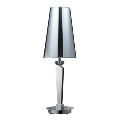 "Dimond Lighting Oxford 30"" H Table Lamp with Empire Shade"
