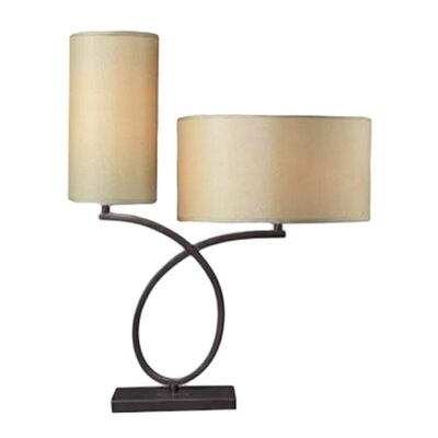 <strong>Dimond Lighting</strong> Greenwich 2 Light Table Lamp