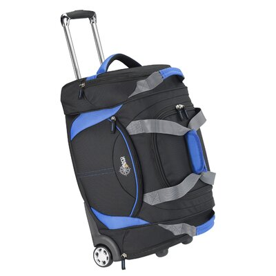"Lewis N. Clark 27"" 2 Wheeled Travel Duffel"