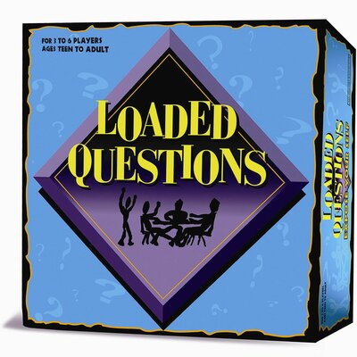 All Things Equal Loaded Questions Board Game