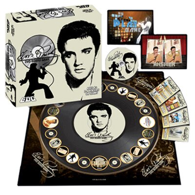 <strong>GDC-GameDevCo Ltd.</strong> Elvis Presley DVD Board Game