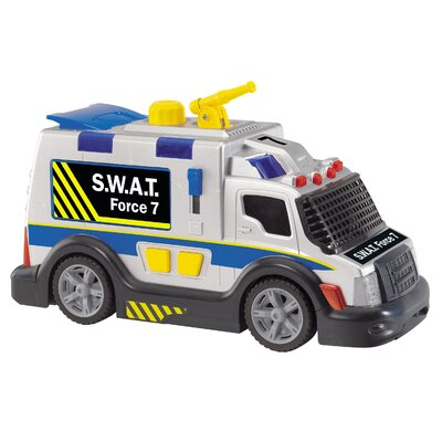 Kid Galaxy S.W.A.T. Force 7 Light and Sound Vehicle
