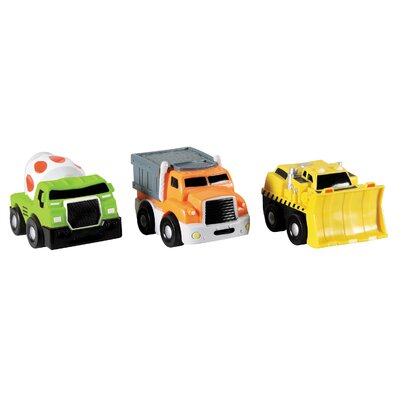 Kid Galaxy GoGo City Construction Vehicle (Set of 3)