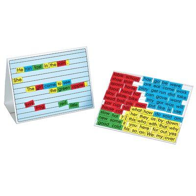 Sentence Builder Tabletop Magnetic Set