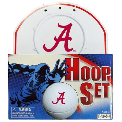 Patch Products NCAA Mini Hoop Set