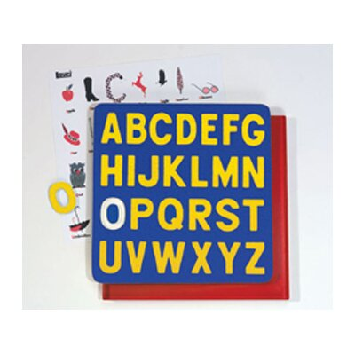 Patch Products Puzzle A-z Capital 2t Letters