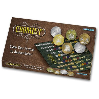 Pywacket Games Cromlet Board Game