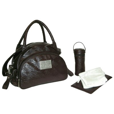 Kalencom Quilted Traveler Diaper Bag Set