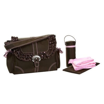 Kalencom Miss Prissy Diaper Bag Set