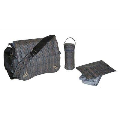 Kalencom Sam Messenger Diaper Bag