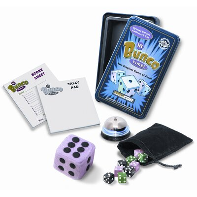 Talicor It's Bunco Time Game Collector's Tin