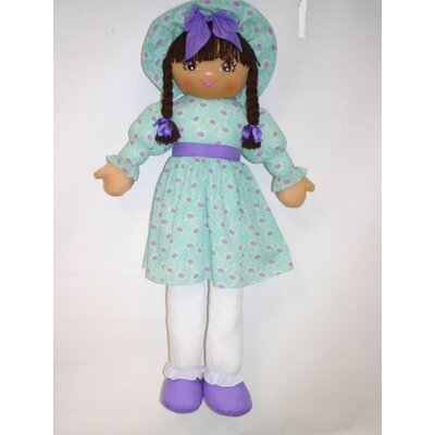 Well Made Toys Latina Sweetie Mine Rag Doll