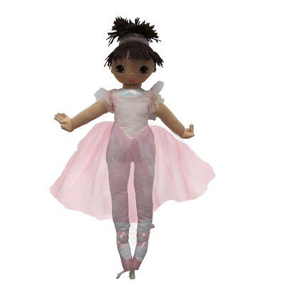 Well Made Toys La Bella Latina Ballerina Doll
