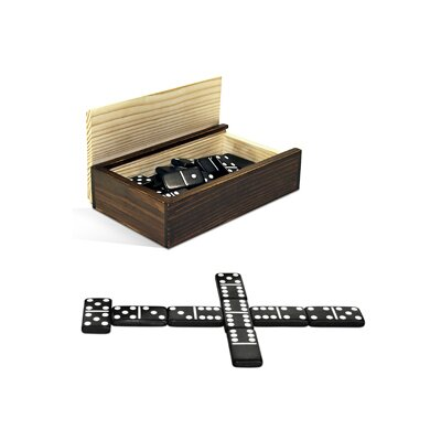 Wood Expressions Dominoes 28 Piece Set