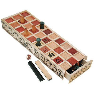 Wood Expressions Senet Set