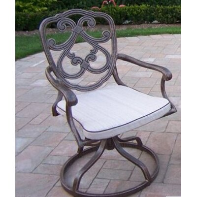 Pacifica Cast Aluminum Swivel Rocker - Pack of 2
