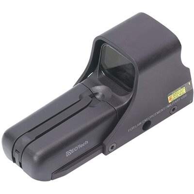 Night Vision Compatible Sights