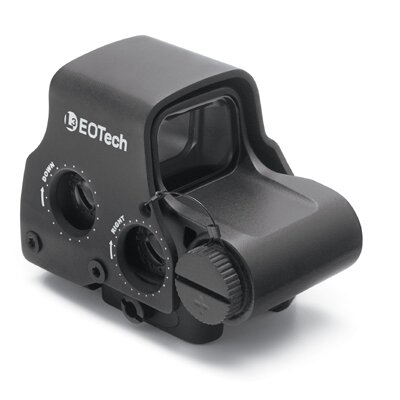 Holographic Sight with 650MOA Reticle