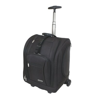 Travelon Boarding Suitcase with View-Thru Panel