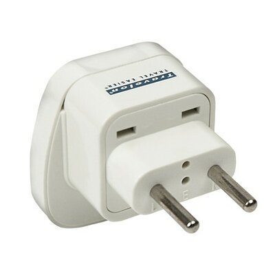 Travelon Electronics Europe Adapter Plug