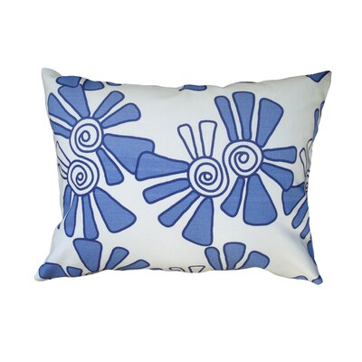 Hand Printed Linen / Cotton Pillow Alex