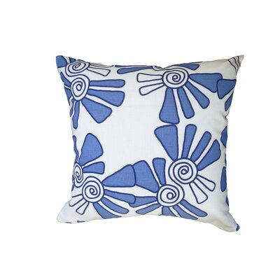 Balanced Design Hand Printed Linen / Cotton Pillow Alex