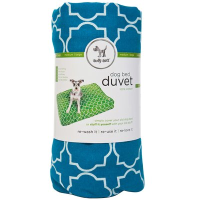 Molly Mutt Conversation Dog Duvet