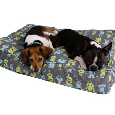 Molly Mutt Mr. Roboto Dog Duvet