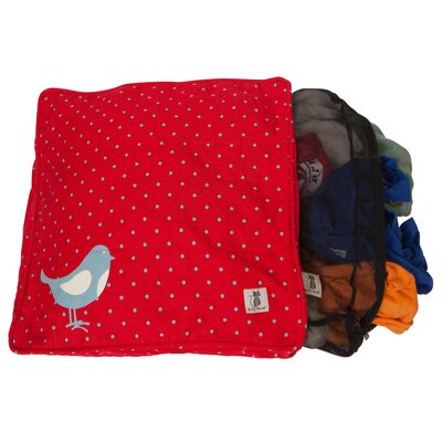 Molly Mutt Bird On A Wire Square Cat Duvet