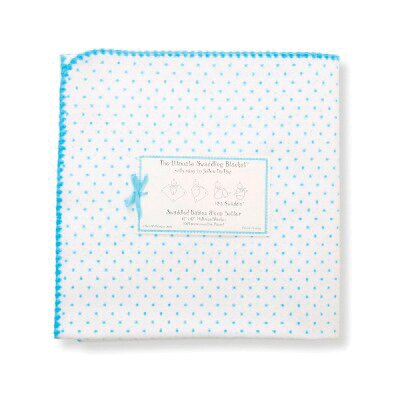 Ultimate Receiving Blanket� in Polka Dots