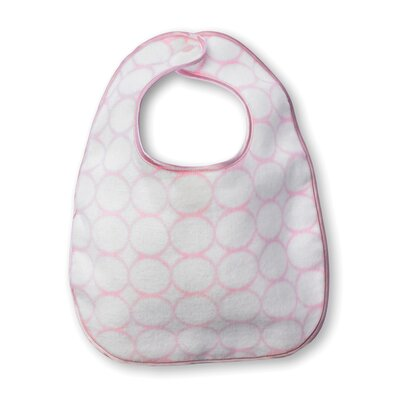 Swaddle Designs Baby Bib Gift Set in Pink