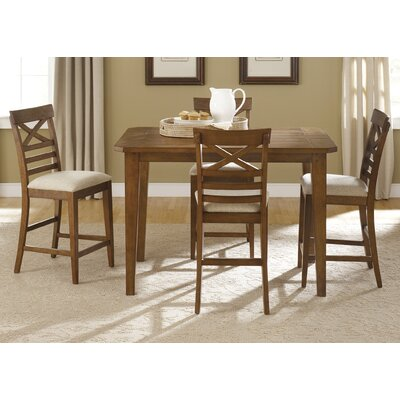 Hearthstone 5 Piece Counter Height Dining Set