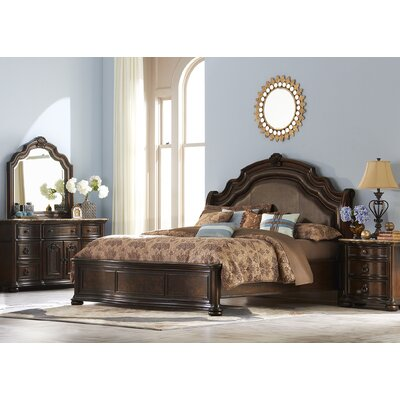 liberty furniture le grande old world platform bedroom collection