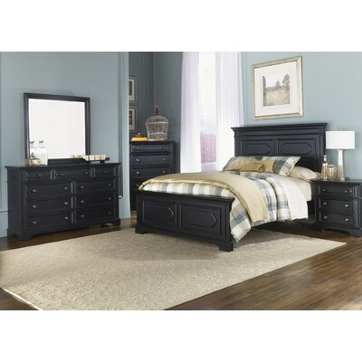 Wildon Home ® Carbon Queen Panel Bedroom Collection | Wayfair