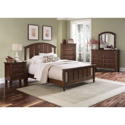 Liberty Furniture Taylor Springs Slat Bed