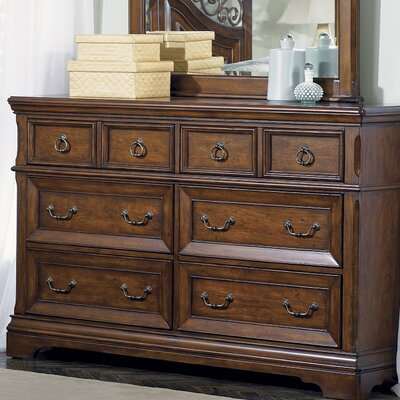 Laurelwood 6 Drawer Dresser