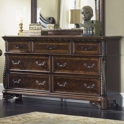 Liberty Furniture Highland Court 7 Drawer Dresser