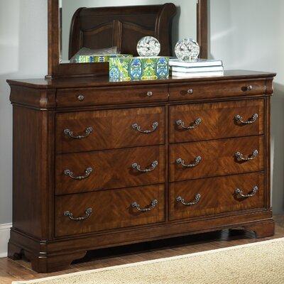 Liberty Furniture Alexandria 8 Drawer Dresser