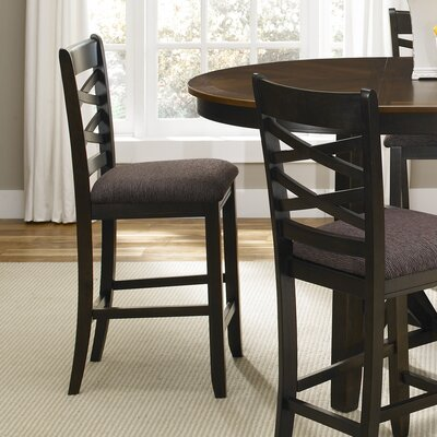 Bistro II Double X Back Counter Height Chair