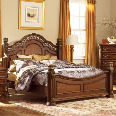 Liberty Furniture Messina Estates Four Poster Bedroom Collection