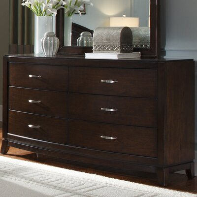 <strong>Liberty Furniture</strong> Avalon 6 Drawer Dresser