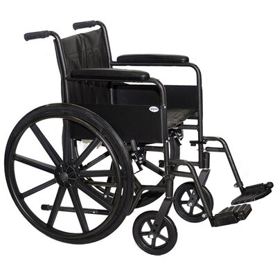 ProBasics Economy Standard Bariatric Wheelchair