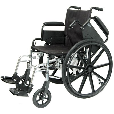 ProBasics Deluxe Lightweight Bariatric Wheelchair