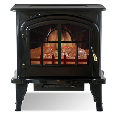 Clovis Electric Fireplace