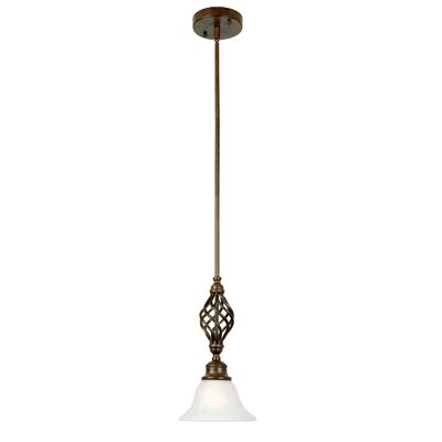 Alder 1 Light Mini Pendant