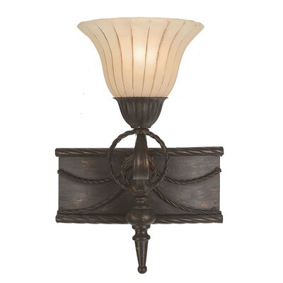 Yosemite Home Decor Isabella 1 Light Wall Sconce