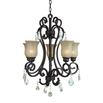 Jessica 5 Light Chandelier