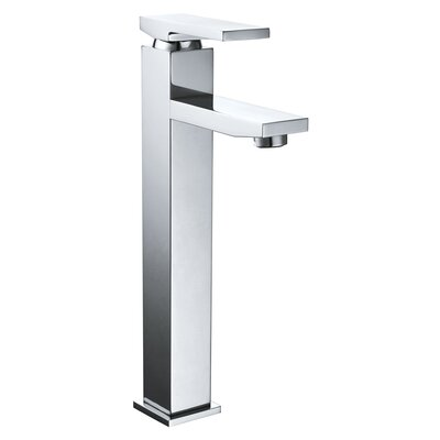 Yosemite Home Decor Single Hole Faucet with Single Lever Handle