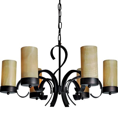 Juniper 6 Light Chandelier