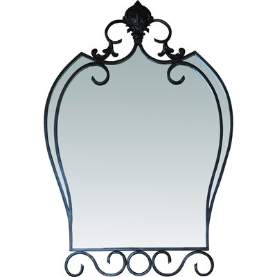 Yosemite Home Decor Decorative Iron Mirror